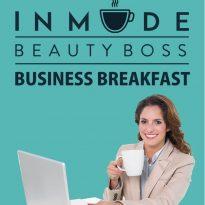 Старт! Внимание! 25 МАРТа! Бизнес-завтрак с INMODE
